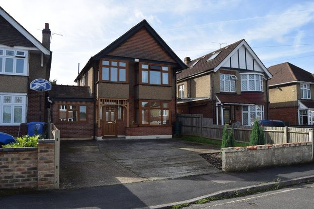 Thumbnail Detached House For Sale In Chingford Avenue Farnborough