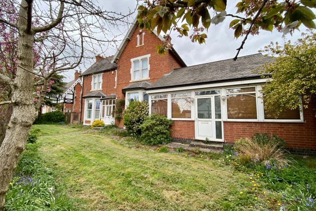 4 bed detached house for sale in Hinckley Road, Leicester Forest East, Leicester LE3