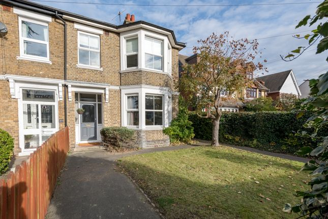 Thumbnail Semi-detached house for sale in Baddow Road, Great Baddow, Chelmsford