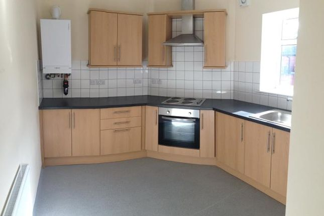 2 bed flat to rent in Market Street, Shirebrook NG20