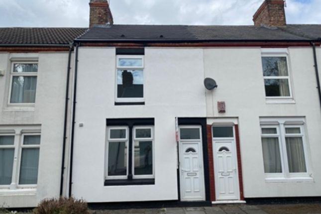 Thumbnail Terraced house to rent in Winston Street, Stockton On Tees