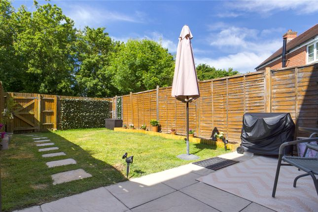Rear Garden of Fallows Road, Padworth, Reading, Berkshire RG7