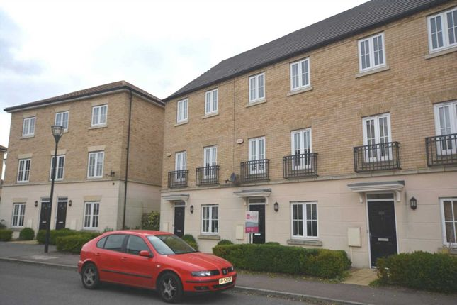 Thumbnail Terraced house to rent in Harlow Crescent, Oxley Park, Milton Keynes
