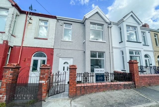 Thumbnail Terraced house for sale in Tothill, Ebbw Vale