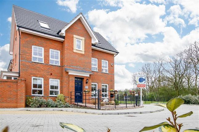 Thumbnail Semi-detached house for sale in Caledonia Road, Fairfields, Milton Keynes, Bucks