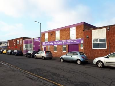 Thumbnail Light industrial for sale in 9-11, Carden Street, Worcester, Worcestershire