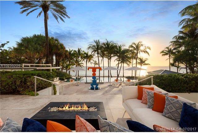 Thumbnail Property for sale in 605 Ocean Blvd, Golden Beach, Fl, 33160