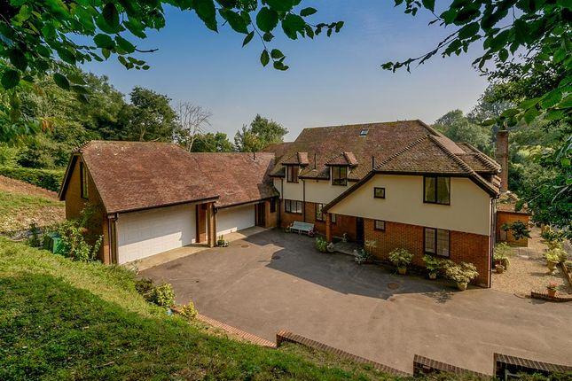 Thumbnail Country house for sale in Slip Lane, Alkham, Dover, Kent