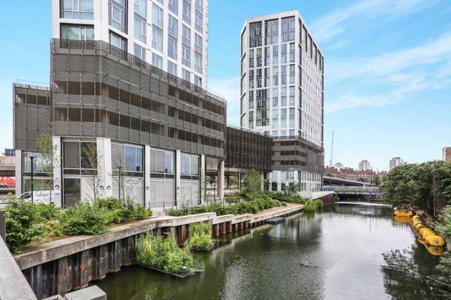 Thumbnail Flat for sale in Sky View Tower, High Street Stratford