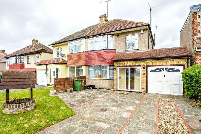 Thumbnail Semi-detached house for sale in Little Heath Road, Bexleyheath, Kent