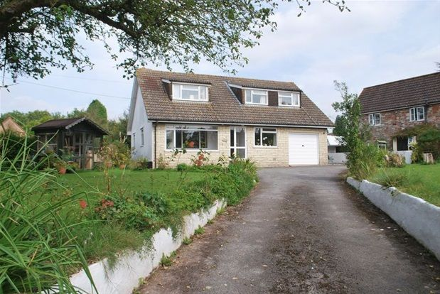 Thumbnail Detached house for sale in Chelwood, Bristol