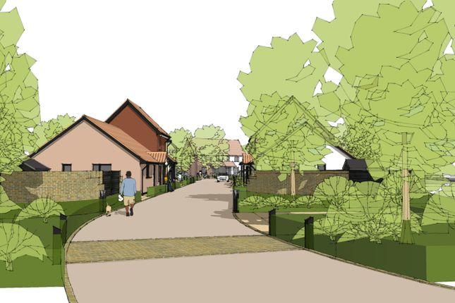 Thumbnail 3 bedroom semi-detached house for sale in Peek Close, Lavenham, Suffolk