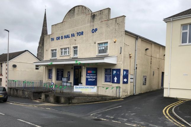 Thumbnail Retail premises to let in Causeway Street, Kidwelly