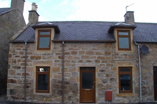 Thumbnail Semi-detached house for sale in West High Street, Elgin