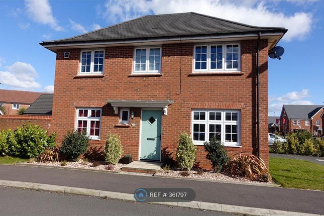Thumbnail Detached house to rent in Knight Avenue, Buckshaw Village, Chorley