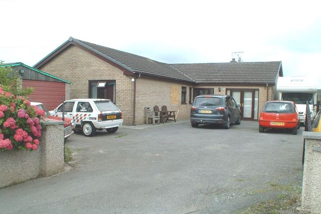 Thumbnail Detached bungalow for sale in Felinfach, Lampeter