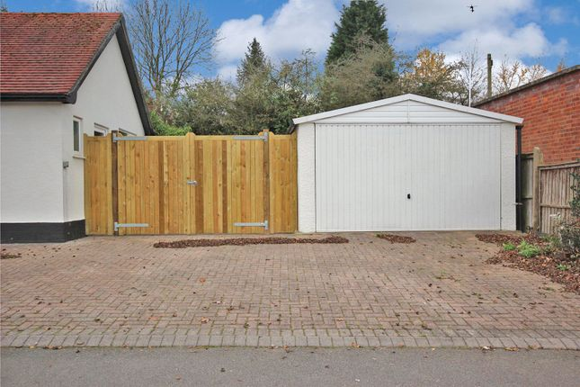 Garage of Maytree Drive, Kirby Muxloe, Leicester, Leicestershire LE9