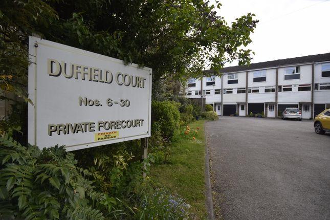 2 bed town house to rent in Chapel Street, Duffield, Belper DE56