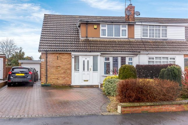 3 bed semi-detached house for sale in Calcaria Crescent, Tadcaster LS24