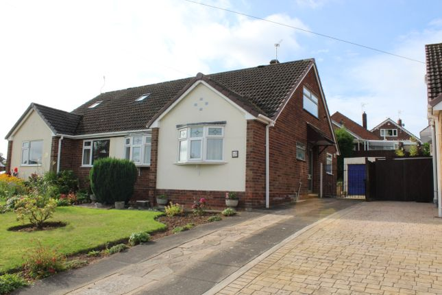 Thumbnail Semi-detached bungalow to rent in Ladbrook Road, Mount Nod, Coventry