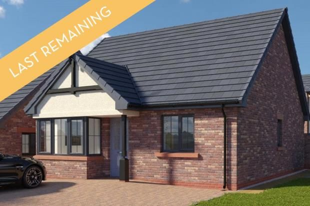 Thumbnail Detached bungalow for sale in The Dee, St. Cuthberts, Wigton