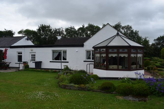 Thumbnail Detached bungalow for sale in 11 Maxwelltown Station Road, Dumfries