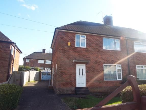 Front of Barwell Drive, Strelley, Nottingham NG8