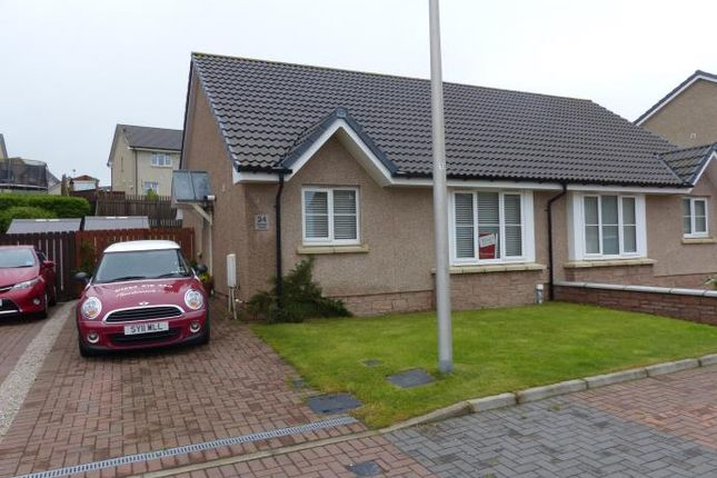 Thumbnail Semi-detached bungalow to rent in Skene View, Skene, Westhill