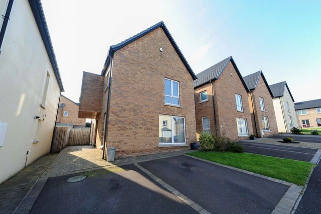 Thumbnail Detached house for sale in Lakeview Manor, Newtownards