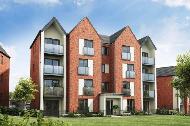 "2 bed flat for sale in ""Foxton With Balcony"" at Carters Lane, Kiln Farm, Milton Keynes MK11"