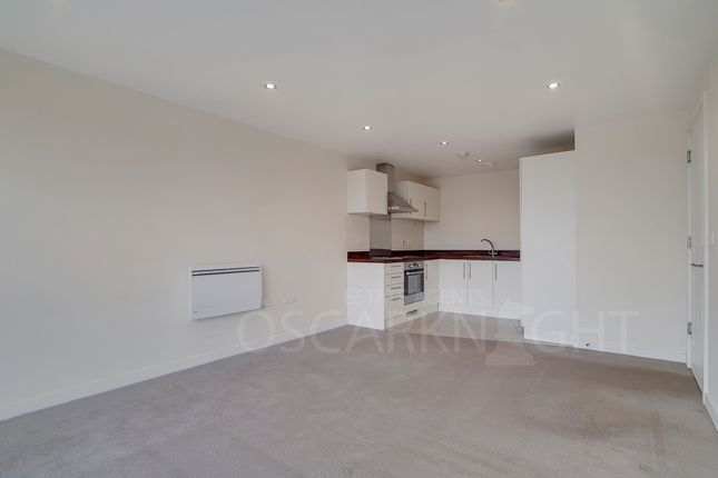 Thumbnail 2 bed flat for sale in Bassett House, Durnsford Road, Wimbledon