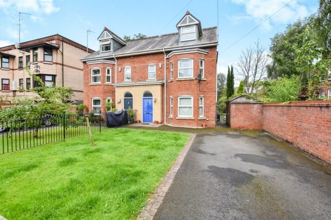 Thumbnail Semi-detached house for sale in Alness Road, Manchester, Greater Manchester