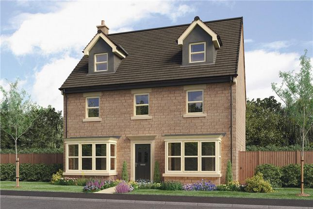 "Thumbnail Detached house for sale in ""Huxley"" at Grove Road, Boston Spa, Wetherby"