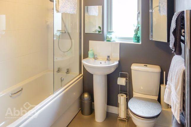 Family Bathroom of Lon Y Grug, Coed Darcy, Neath SA10