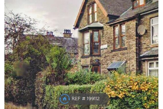Thumbnail Flat to rent in Shipley, Bradford