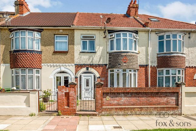 Thumbnail Terraced house for sale in Copnor Road, Portsmouth