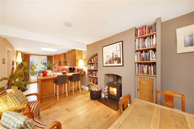 Thumbnail Semi-detached house for sale in Victor Road, London