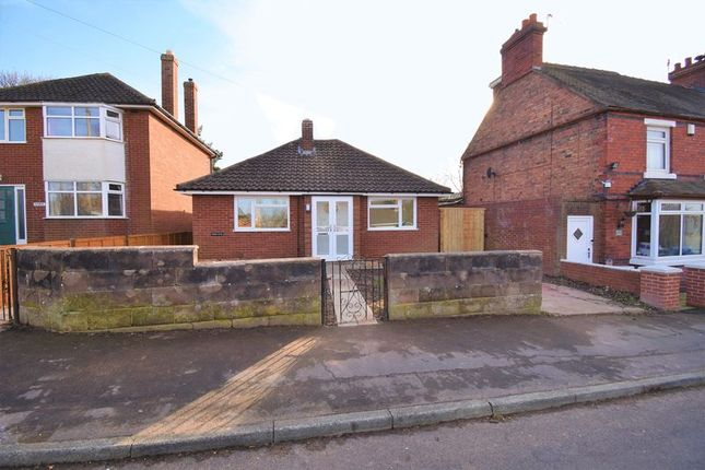 Thumbnail Detached bungalow for sale in Rose-Lyn, Hollyhurst Road, Telford
