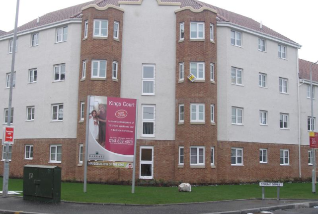 Thumbnail Flat to rent in Stirrat Crescent, Paisley - Reduced Price, Available Now