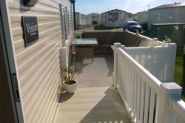 Decking of The Lawns, Pevensey Bay BN24