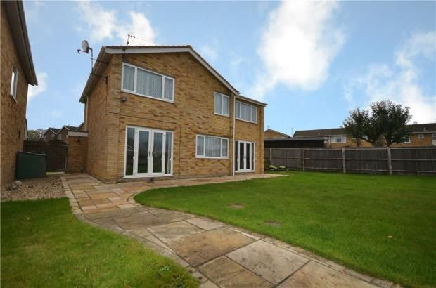 Thumbnail Detached house for sale in Derwent Road, Basingstoke, Hampshire
