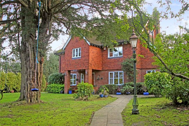Thumbnail Detached house for sale in Gilham Lane, Forest Row