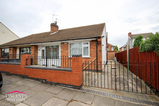 Semi-detached bungalow for sale in Orton Road, Leicester