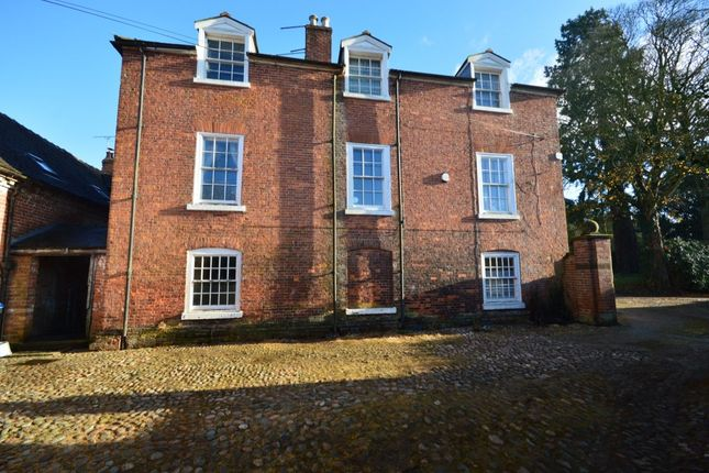 Thumbnail Flat to rent in Church Street, Prees, Whitchurch