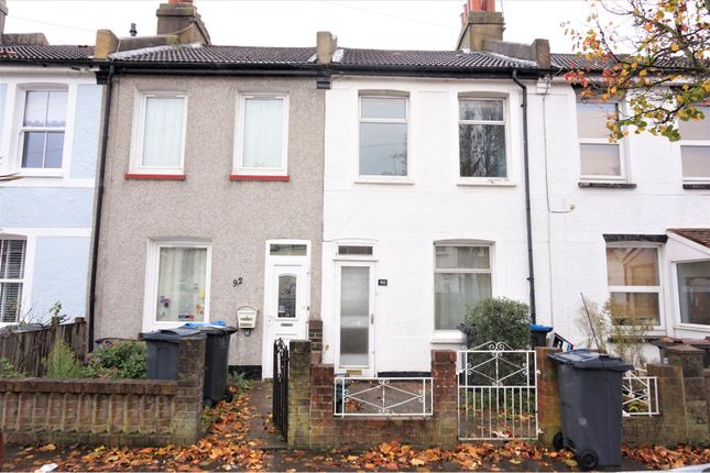 Terraced house to rent in Exeter Road, Croydon