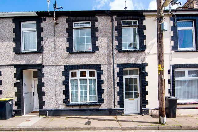 Thumbnail Terraced house for sale in Bontnewydd Terrace, Trelewis