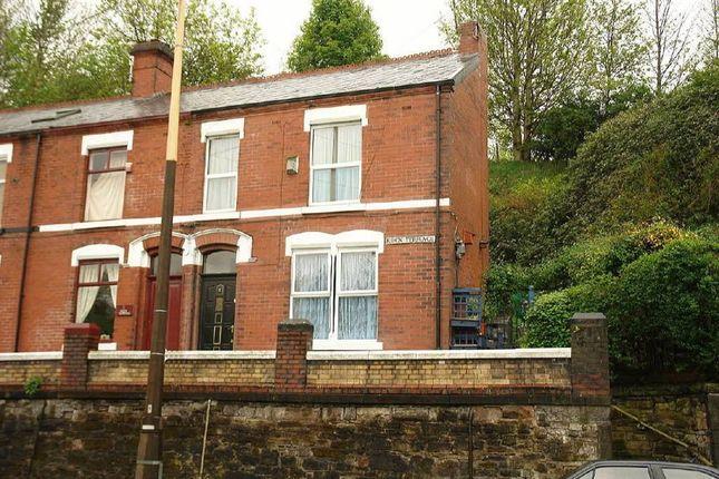 3 bedroom terraced house for sale in Rock Terrace, Dukinfield