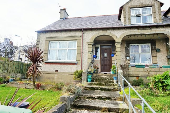 Thumbnail Semi-detached house for sale in Hill Street, Holyhead