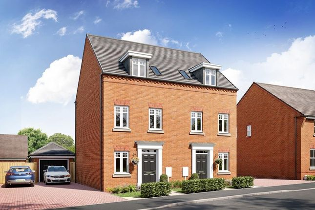 """3 bed end terrace house for sale in """"Greenwood"""" at Rocky Lane, Haywards Heath RH16"""