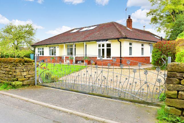 Thumbnail Detached bungalow for sale in Crag Lane, Killinghall, Harrogate